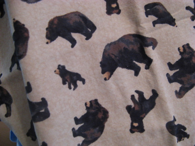 Bunches of Bears - COTTON - 6