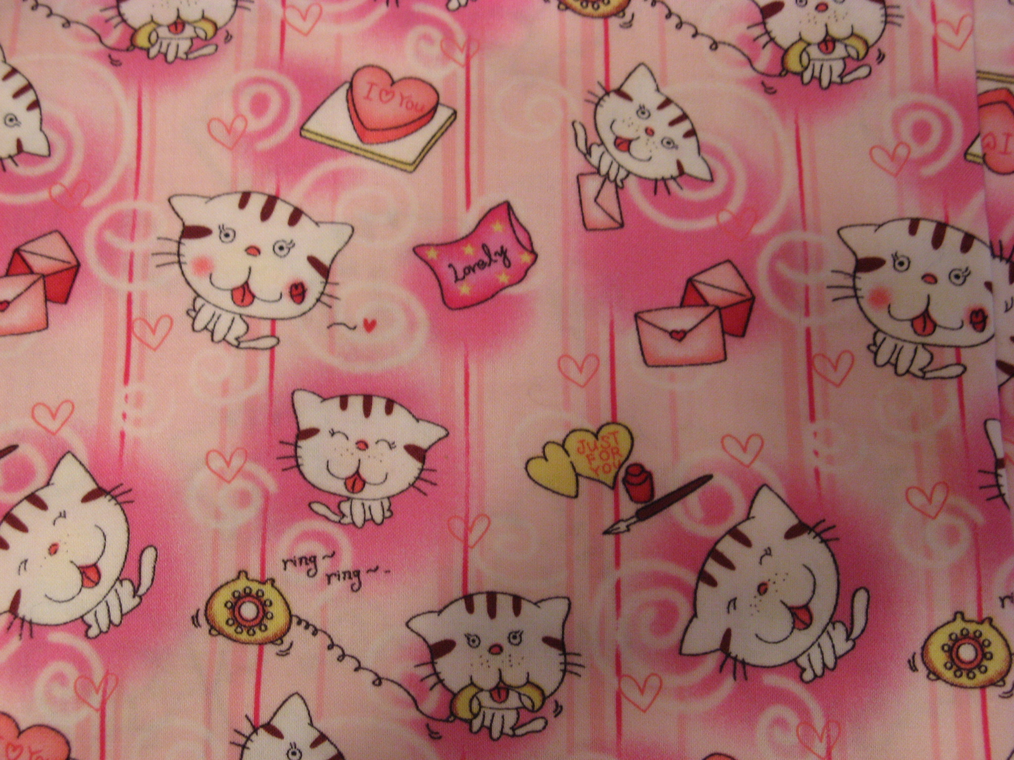 KITTIES B39 - COTTON
