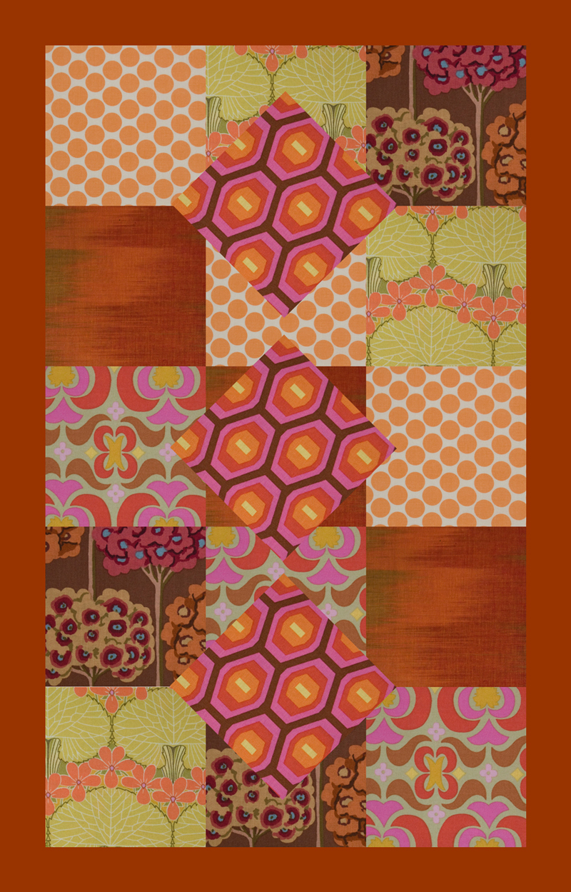 A Collection of Amy Butler and Kaffe Fassett